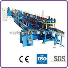 Rolo de alta qualidade hidráulico automático completo da cremalheira do armazenamento da pálete do armazém YD-000480 que faz a máquina / que faz a máquina