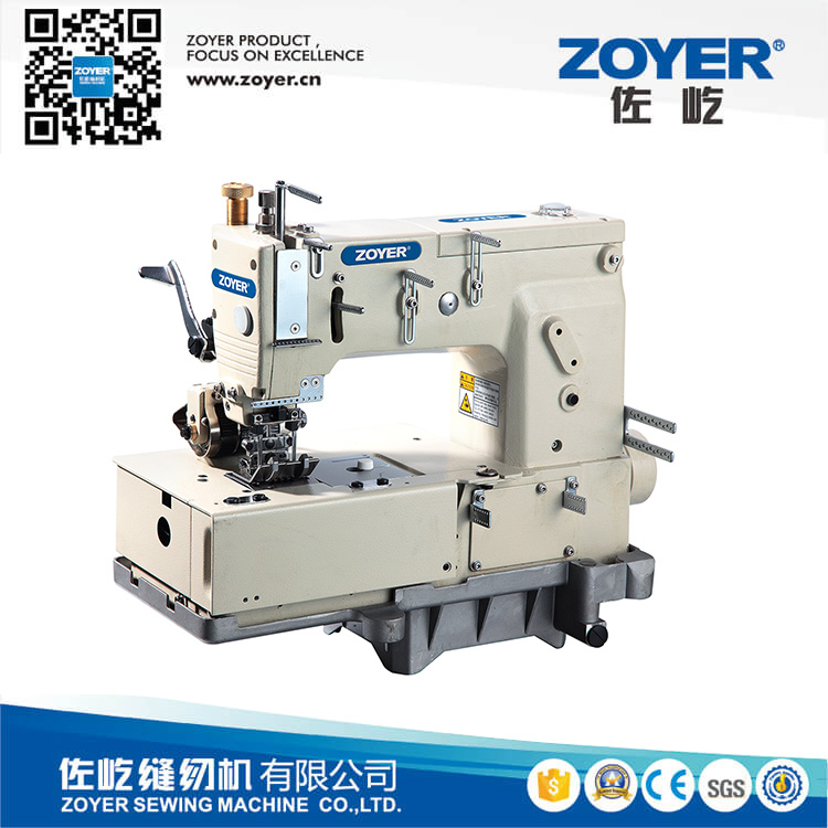 ZY1508P Zoyer Multi-Needle Flat-Bed Industrial Sewing Machine