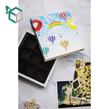 Customized Clear Plastic Macaron Packaging Box Wholesale