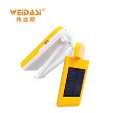 Diseñe la protección de ojo de la moda que dobla la lámpara de mesa solar con led potente fuerte