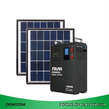 Tragbarer 1Kw Sonnensystem-Solargenerator für Hausstrom
