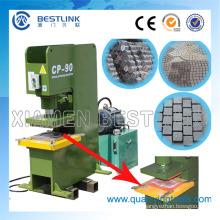 Hydraulische Pressung Stone Remnant Recycling-Maschine machen Pflaster Fliesen