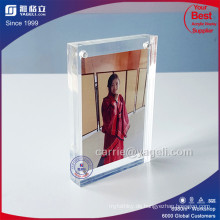 Clear Custom Color 4X6 Acryl Bilderrahmen zum Verkauf