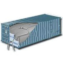Envío contenedores flexitank para líquidos a granel