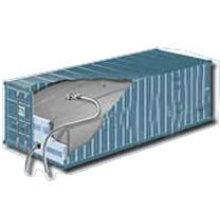 Shipping containers flexitank for bulk liquid