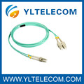 SC Duplex OM3 Fiber Optic Patchkabel, gepanzerte LWL Patchkabel
