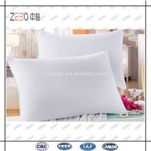 Heißes verkaufendes Faser-Füllen-Kissen-Einsätze Großhandelsweiß-preiswerte Ansatz-Kissen