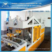 Máquina extensible del tubo plástico del PVC con diversa manera de Belling