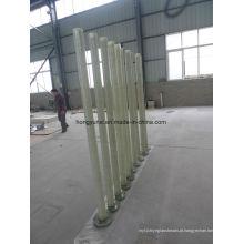 Rtrp ou Tubo de Fibra de Vidro para Água e Indústrias Químicas