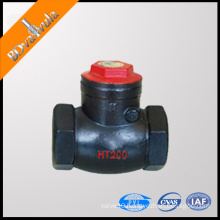 H44/H14 Flanged/Threaded connection Swing type Grey/Ductile iron material check valve
