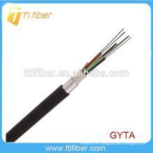 Couche longitudinale d'aluminium Câble optique échoué GYTA
