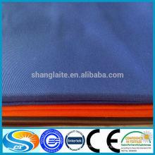 Tissu en sergé en polyester coton CVC55 / 45