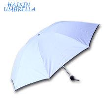Top Quality Logo Printed 3 Fold Mini Umbrella Promotional Umbrella Producer