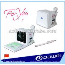 precio escáner de ultrasonido médico para corazón, urología, epidermis, mama, etc.