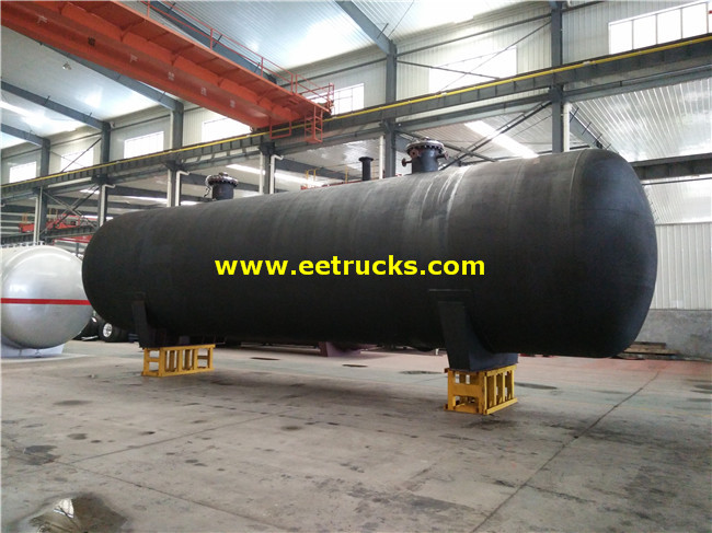 Propane Mounded Storage Vessel