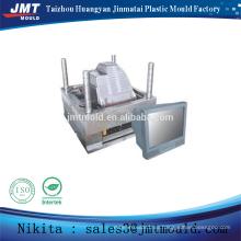 Moldeo por inyección de plástico marco de tv de China
