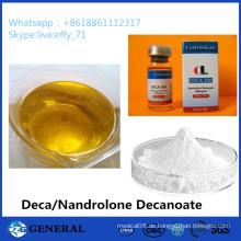 Bodybuilding GMP Standard Steroid Hormon Nandrolon Decanoat 250mg / Ml