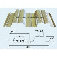 Wholesale Plataforma de piso de aço ondulado galvanizado