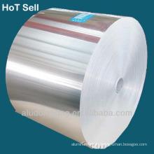 Papel de aluminio de uso diverso