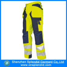Shenzhen Garment High Visibility Reflective Cargo Motorcycle Pants