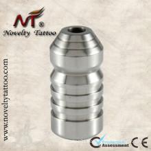 N304018-25mm Stainless Steel Tattoo Machine Grip Back Stem Tube