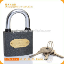 High Security Water Proof Plastic Painted Safe Lock
