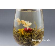 EU STANDARD Jasmine's fairy green blooming tea