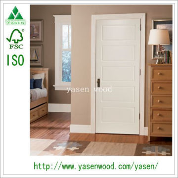 Sample Design White Composite Wooden Door