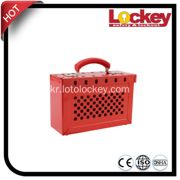 13 개의 잠금 장치 Steel Safety Lockout Kit