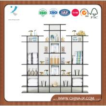 6 'Wide 2-Tier Display Regal für den Einzelhandel