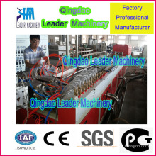 PVC Electrical Conduit Trunking Channel Production Machine