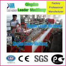 Máquina elétrica da produção do canal do entroncamento da canalização do PVC