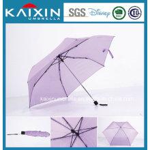 Parapluie solaire pliable open de 21 pouces