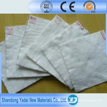Tela de matéria têxtil não tecida do pano do geotêxtil do poliéster 100%