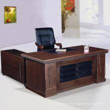 Mesa de escritório de madeira para escritório