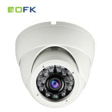 Cámaras de vigilancia de video domo IP de red de visión nocturna 1080P 2.0MP POE