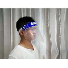 Basket Face Shield for fit on Safety Helmet