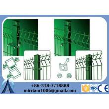 358 Anti ladrón soldado malla de panel