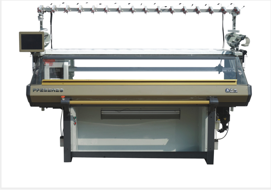 Jacquard knitting sweater machine Computerized