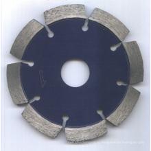 Сухорезный сегментированный алмазный клинок