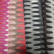 Fancy Garn, Thick Needle Stricken, Warp Garn-gefärbten Jacquard-Stoffe