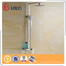 Último grifo de la ducha de la lluvia del solo producto, grifo del cuarto de baño del filtro de agua, grifo del cuarto de baño