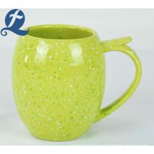Regalo de promoción de alta calidad Mango de tambor de agua doméstico personalizado Mup de café