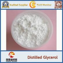 Speisezusatzemulsionsmittel CAS 123-94-4 Destilliertes Glycerinmonostearat
