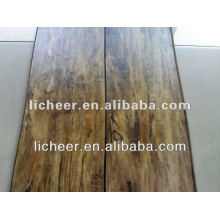 Exotic laminate flooring Registered Handscraped Surface