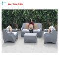 Neue Desige Rattan-Möbel-Weiden-Sofa für Garten (CF1470-A)