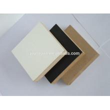 Taille standard à faible prix et grande taille Melodia colorée Mdf et Raw MDF Board