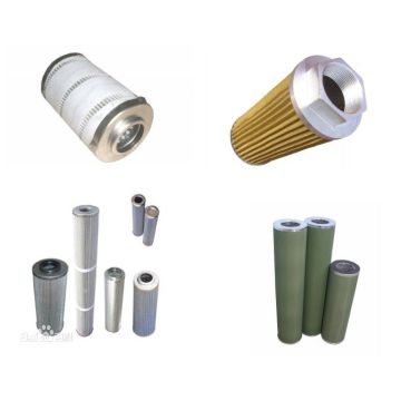 Hydraulic Parts Filter Stainless Steel Strainer Element