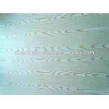 Projetado / folheado artificial e natural fantasia madeira compensada, carvalho branco, teca, carvalho vermelho e ect
