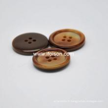 Boutons imitation shell